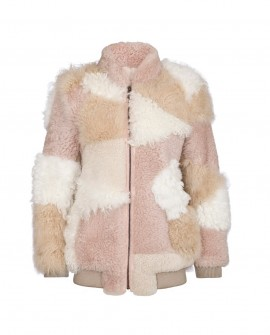 Shearling Sheep Fur Jacket