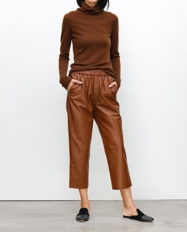 Sheepskin Real Leather Pants