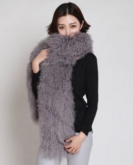 Tibet Sheep Fur Shawl
