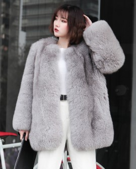 Fox Fur Coat 267ba