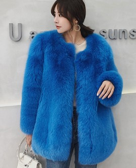 Fox Fur Jacket 268ca