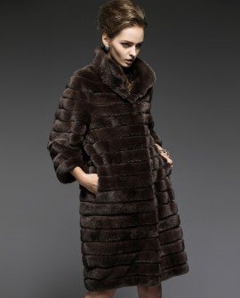 Sable Fur Coat 201a