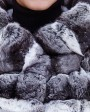 Chinchilla Fur Jacket 560d