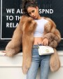 Chocolate Fox Fur Jacket 265c