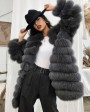 Fox Fur Coat 353c