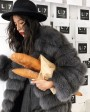 Fox Fur Coat 353e
