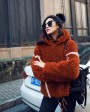 Merino Shearling Sheep Fur Coat 081b