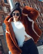 Merino Shearling Sheep Fur Coat 081d