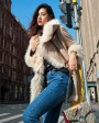 Shearling Sheepskin Jacket 098b