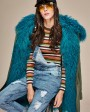 Tibet Sheep Fur Hooded Parka 119bb