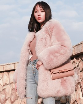 Fox Fur Jacket