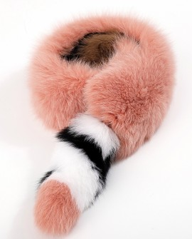 Fox Fur Scarf