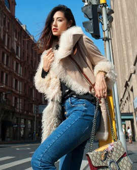 Shearling Sheepskin Jacket
