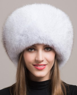 Fox Fur Hat 860a