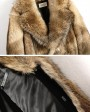 Men's Coyote Fur Coat 392g