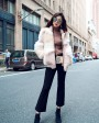 Shearling Sheep Fur Jacket 097c