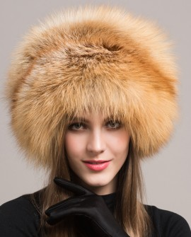 Fox Fur Hat