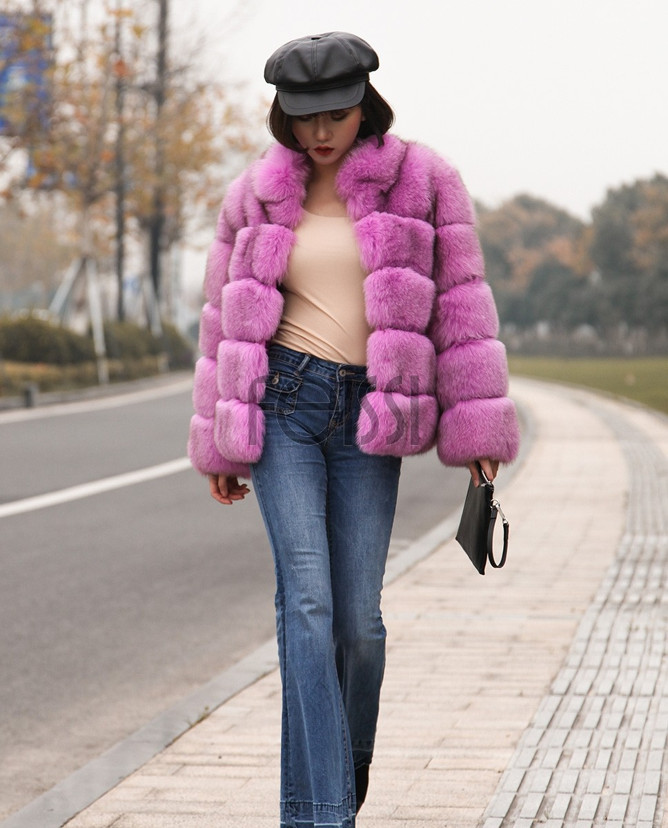 Fox Fur Jacket 986m