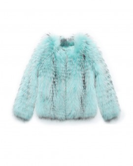 Raccoon Fur Jacket 103e
