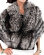 Silver Fox Fur Cape ffcaf07_5