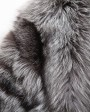 Silver Fox Fur Cape cafo12_8