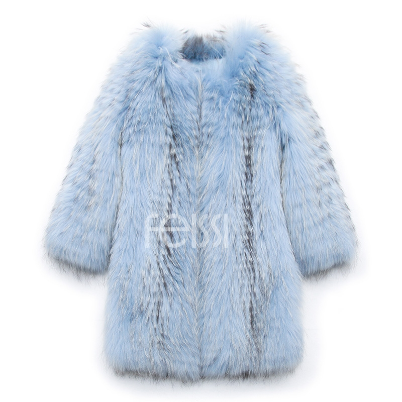 Raccoon Fur Coat 0096-11