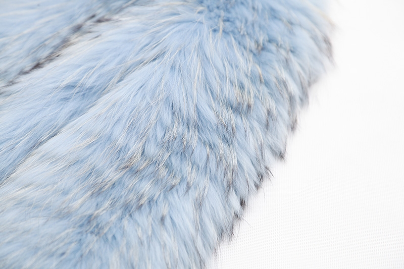 Raccoon Fur Coat 0096-14
