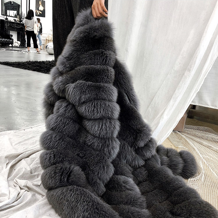 Fox Fur Coat 353-1
