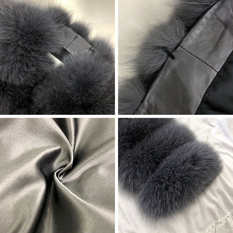 Fox Fur Coat 353-2