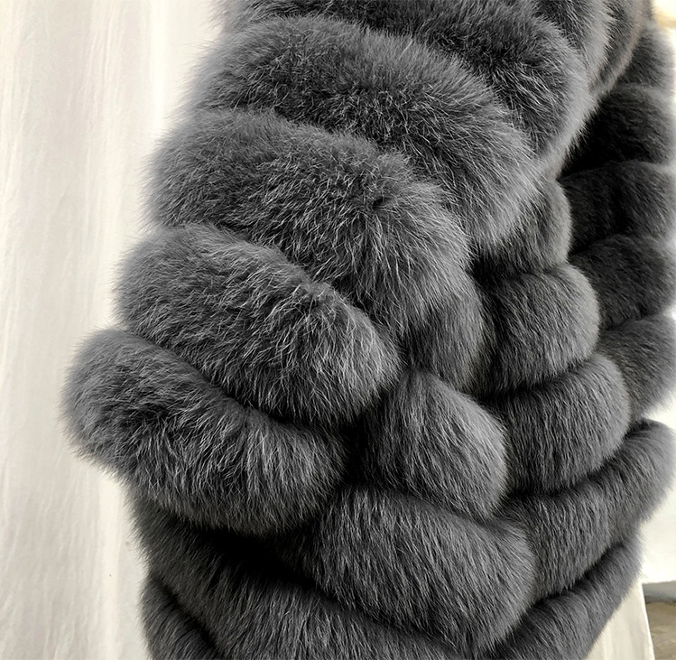 Fox Fur Coat 353-6