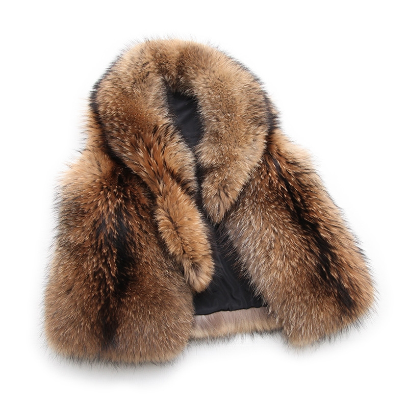 Raccoon Fur Vest 398-18
