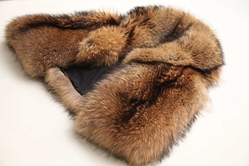 Raccoon Fur Vest 398-19