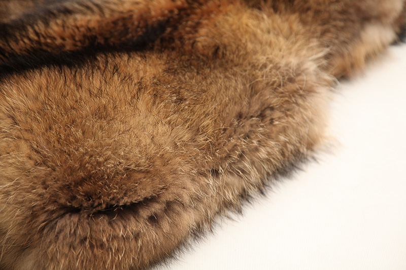 Raccoon Fur Vest 398-21