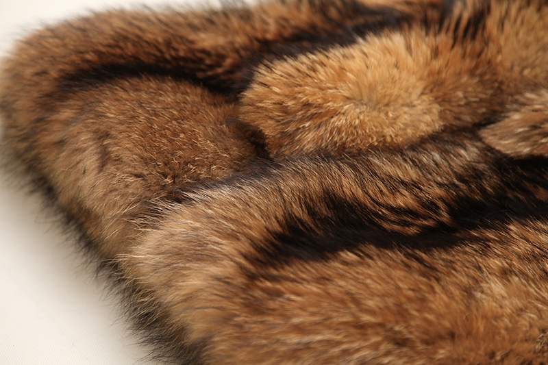 Raccoon Fur Vest 398-22