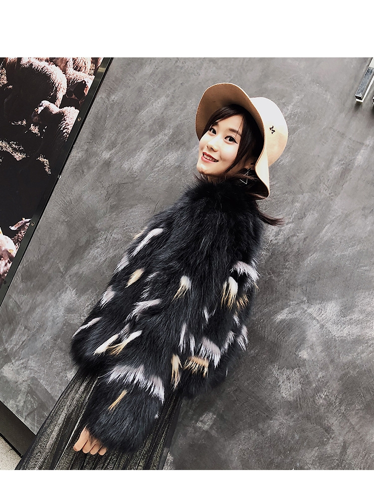 Fox Fur Jacket 794-10