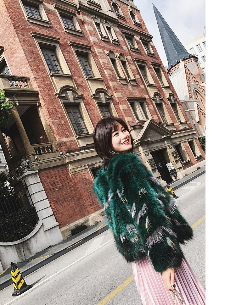 Fox Fur Jacket 794-21