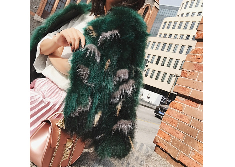 Fox Fur Jacket 794-22