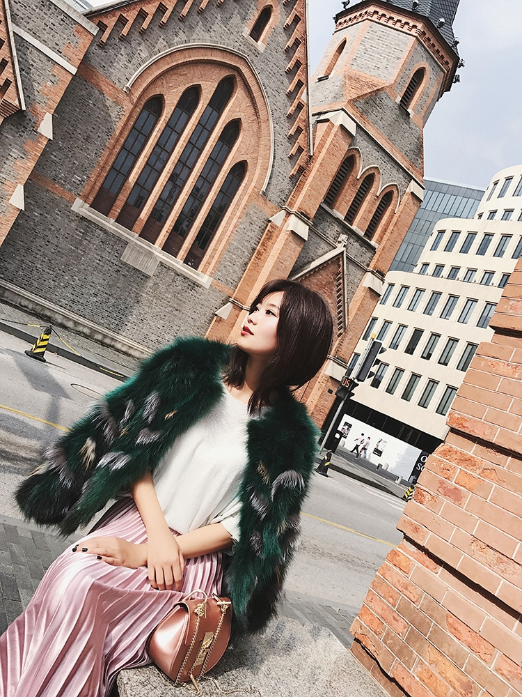 Fox Fur Jacket 794-23