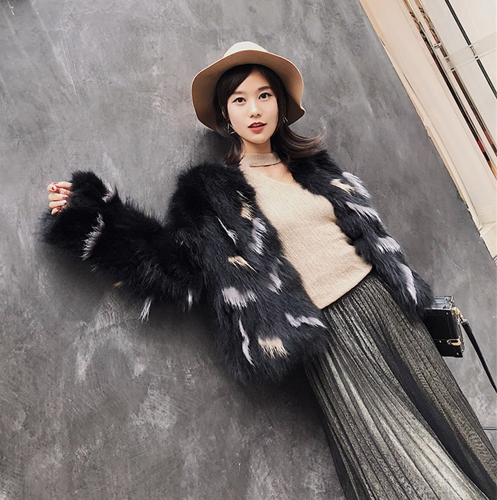 Fox Fur Jacket 794-4