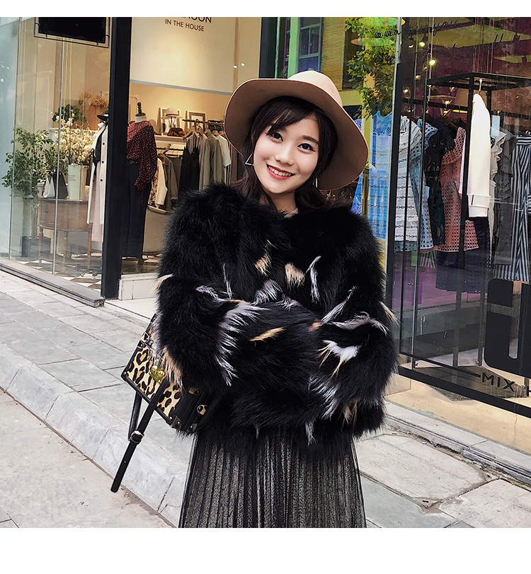 Fox Fur Jacket 794-5