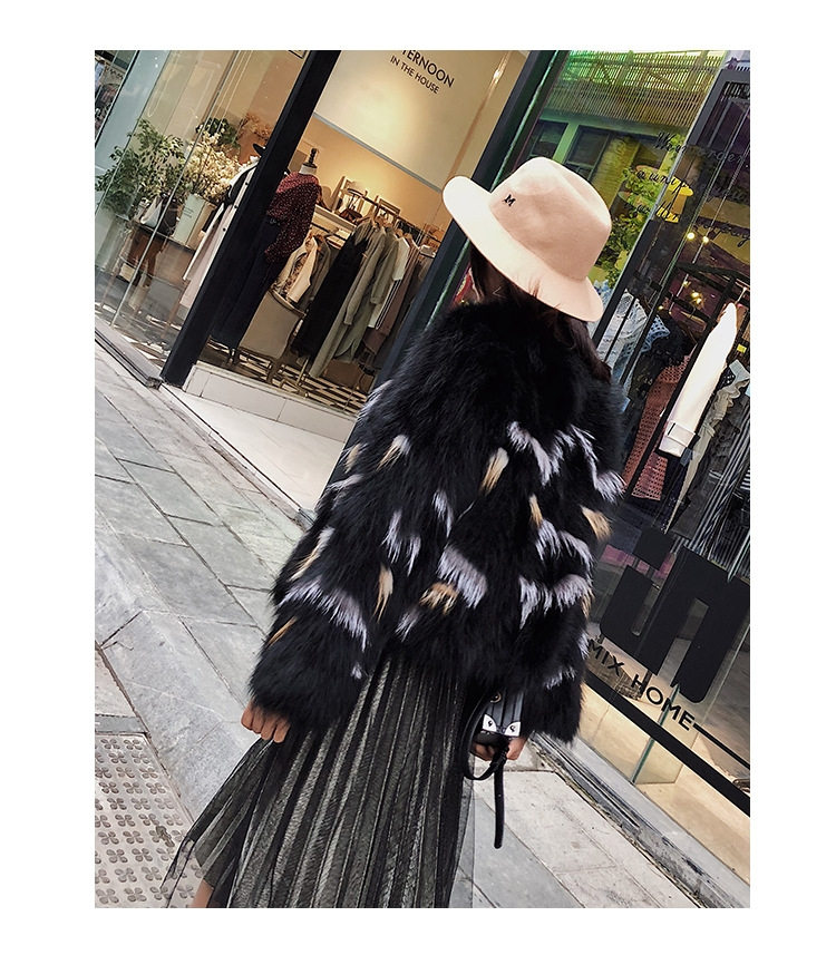 Fox Fur Jacket 794-6