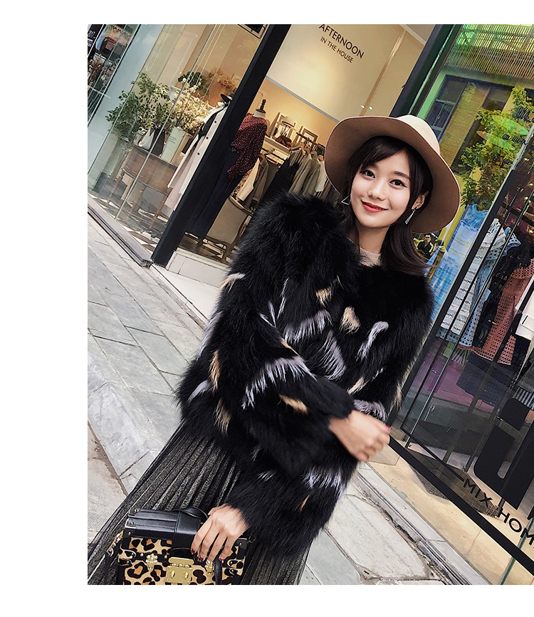 Fox Fur Jacket 794-9