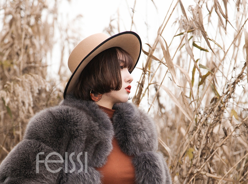 Fox Fur Coat 883b Details 8