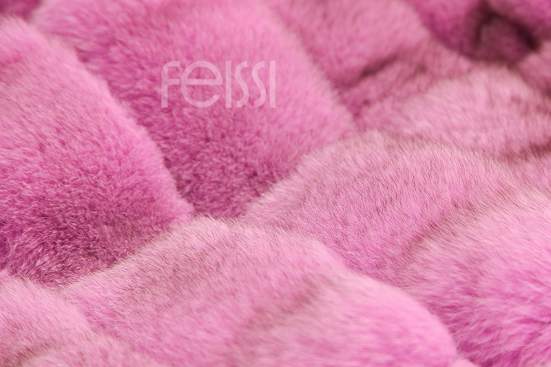 Fox Fur Jacket 986 details 16