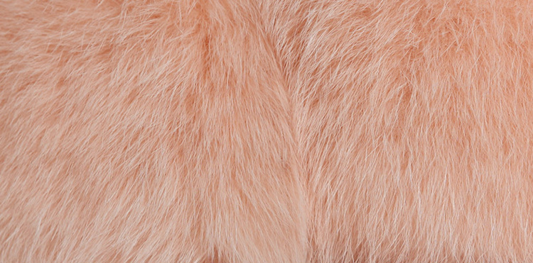 Cropped Fox Fur Jacket 793 Details 3