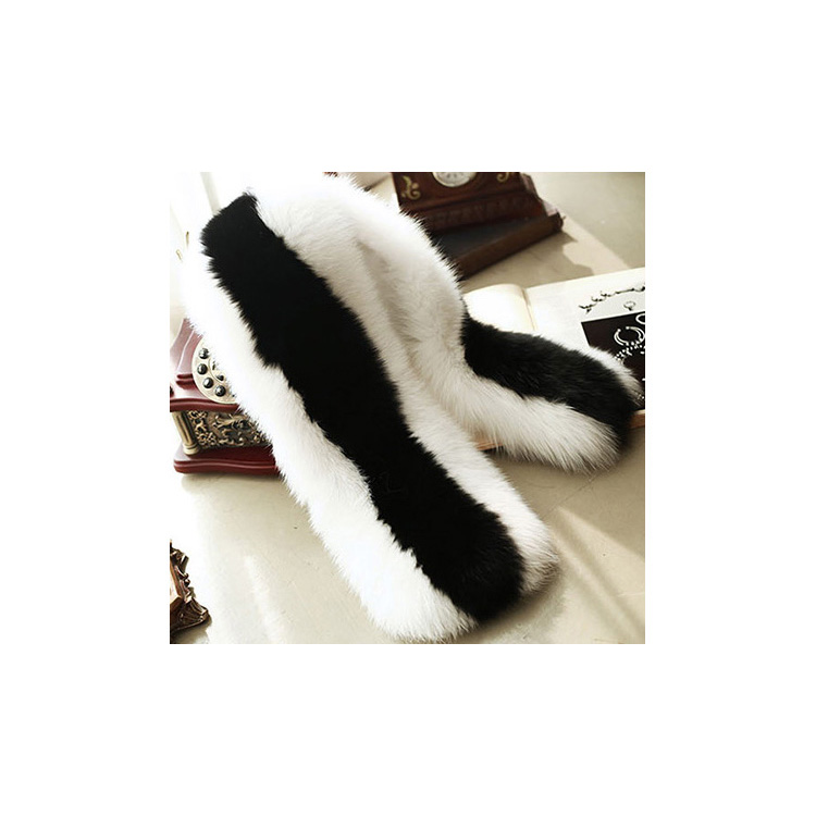 Fox Fur Scarf 866a